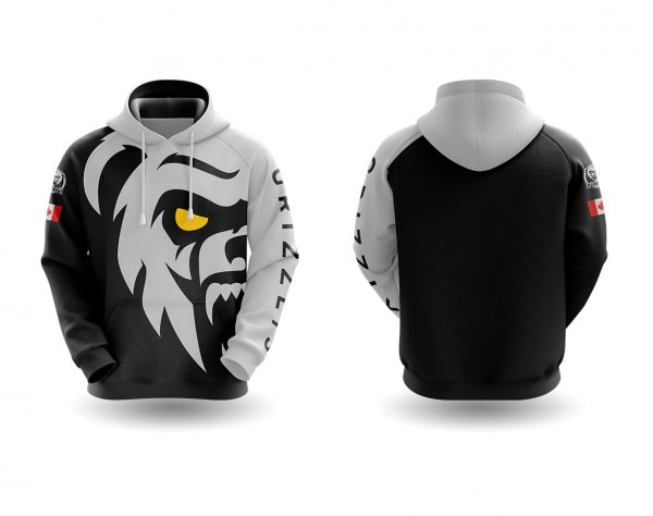 Grizzlys Esports hoodie