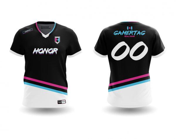 Honor Esports vice jersey