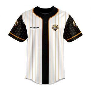 Horizon Esports baseball jersey