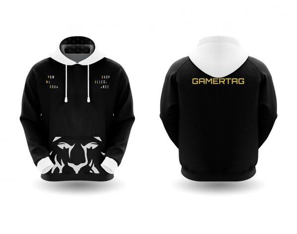 Dark Allegiance streetwear hoodie