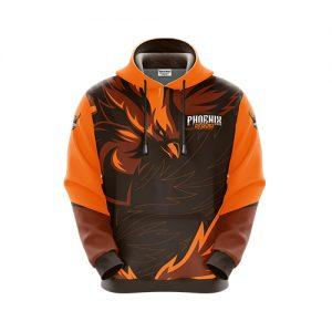 Phoenix Rebirth hoodie