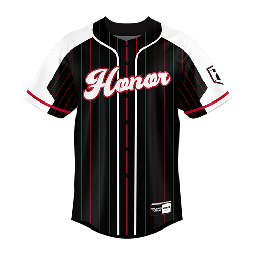 Honor Esports baseball jersey