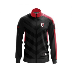 Honor Esports red jacket