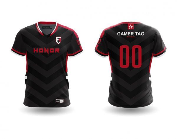 Honor jerseys