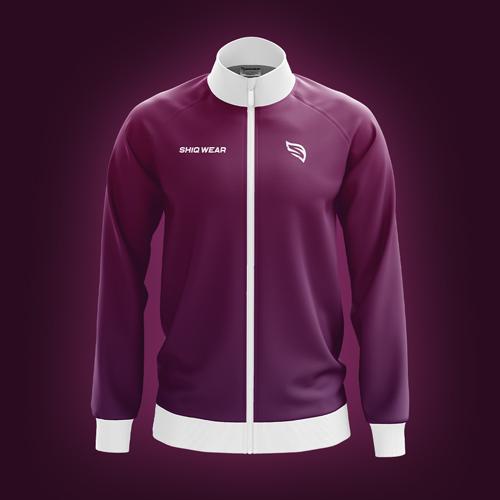 Track jacket design