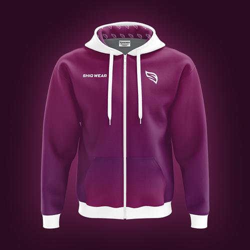 Zip up hoodie design