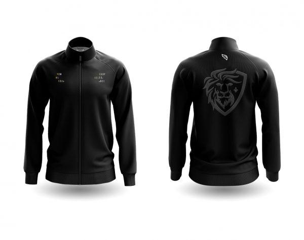 Dark Allegiance track jacket