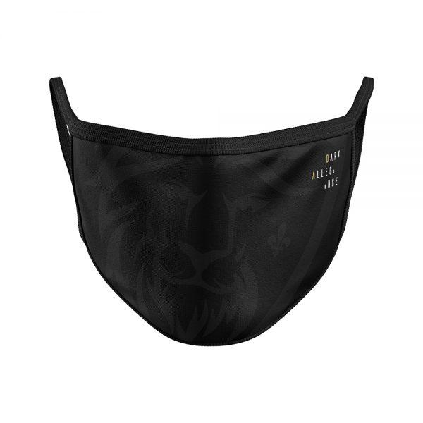 Dark Allegiance face mask