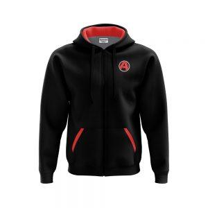 Able Esports zipper hoodie
