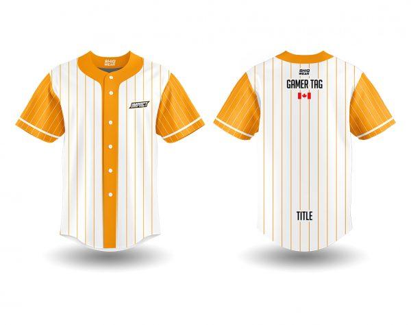 Impact baseball jersey