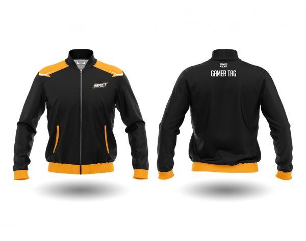 Impact bomber jacket