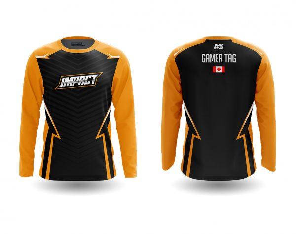 Impact long sleeves