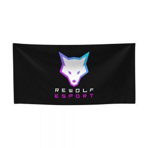 Rewolf Esports flag